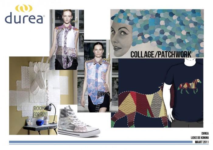 Durea / PATCHWORK SS 2012
