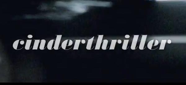 CINDERTHRILLER / ID-MAG design contest