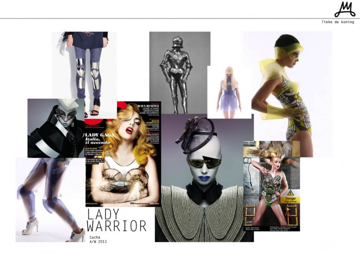 Sacha AW2012 / Lady Warrior
