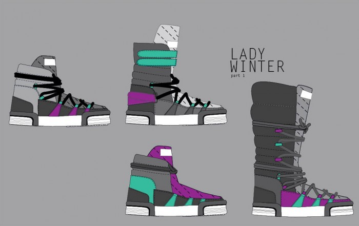 Sacha AW2012 / Lady Winter