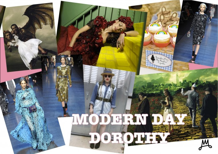 MODERN DAY DOROTHY / Dolcis Design Contest